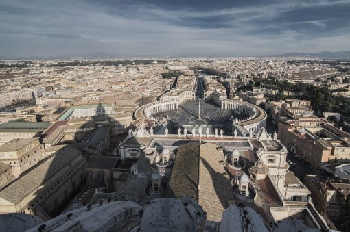 Panoramic-View-Saint-Peter's-Basilica-Vatican