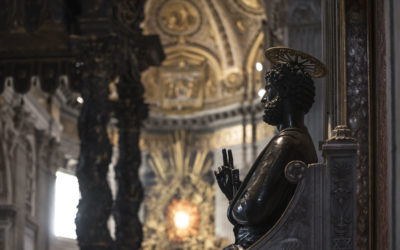 TOP 7 PLACES TO PRAY IN ST PETER'S