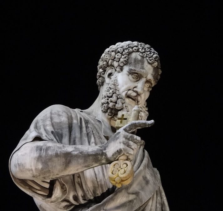 SAINT PETER: PRINCE OF THE APOSTLES