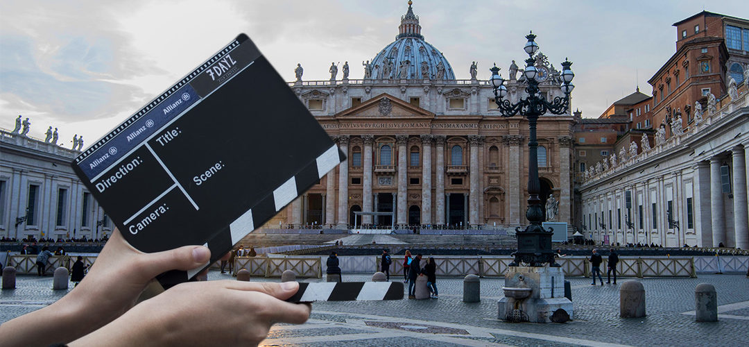7 MOVIES AND SERIES SET IN VATICAN CITY